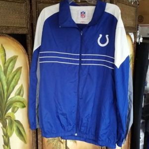 NFL Colts windbreaker
